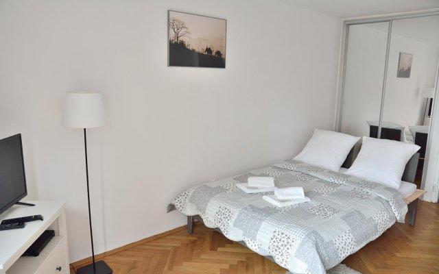 Отель Sleep4you Apartamenty Centrum Польша, Варшава - отзывы, цены и фото номеров - забронировать отель Sleep4you Apartamenty Centrum онлайн комната для гостей