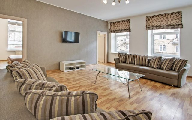 Апартаменты Center City Apartments комната для гостей