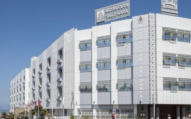 Отель Club Val D Anfa Марокко, Касабланка - отзывы, цены и фото номеров - забронировать отель Club Val D Anfa онлайн вид на фасад