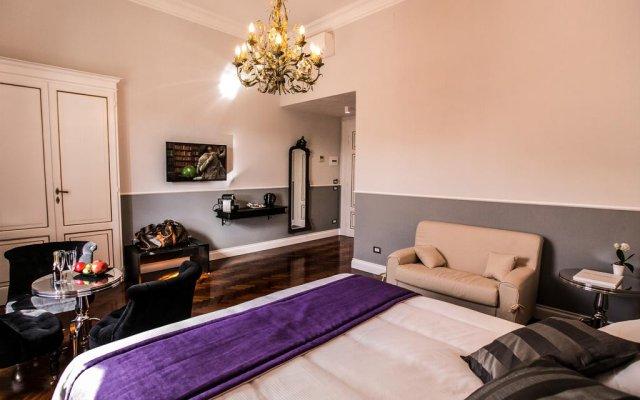 Отель Jb Relais Luxury комната для гостей