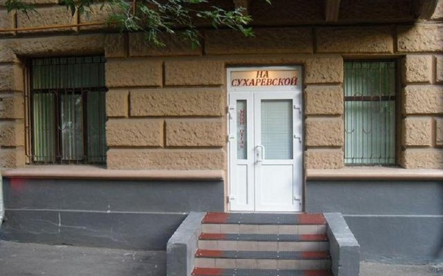 Mini Hotel At Sukharevskaya вид на фасад