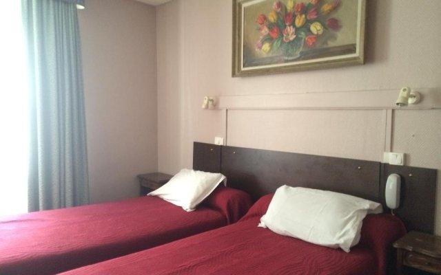 Отель Hôtel Stanislas комната для гостей