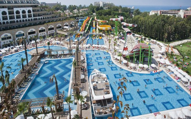 Crystal Sunset Luxury Resort Spa All Inclusive In Side