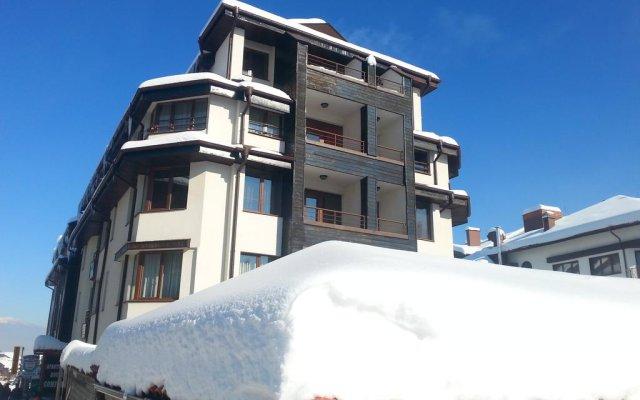 Apart Hotel Comfort вид на фасад