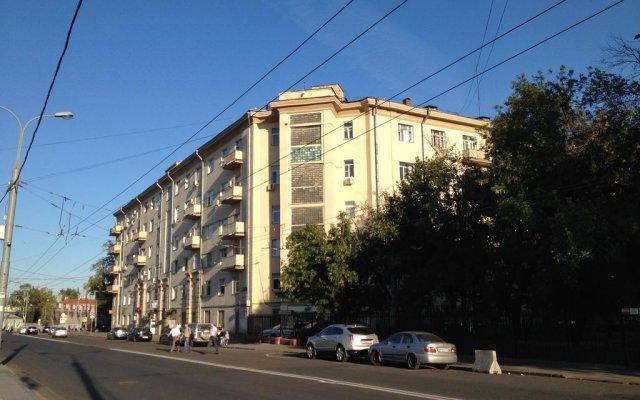 Breeze Hostel вид на фасад