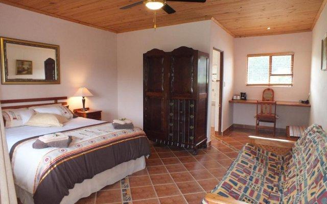 Отель Fish Eagles Lodge комната для гостей