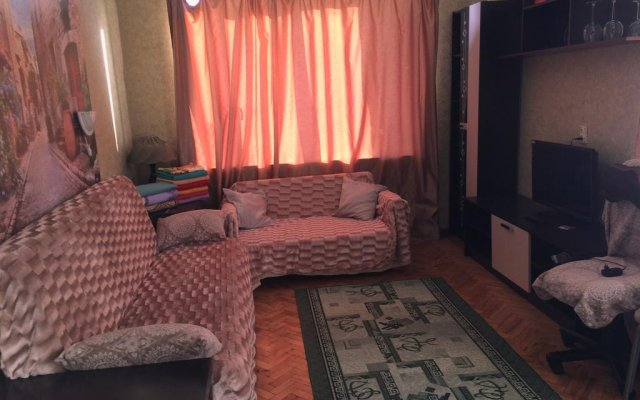 Гостиница Apt On Narodnogo Opolcheniya 165 комната для гостей