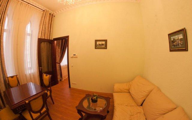 Гостиница Karl Heine house Николаев комната для гостей