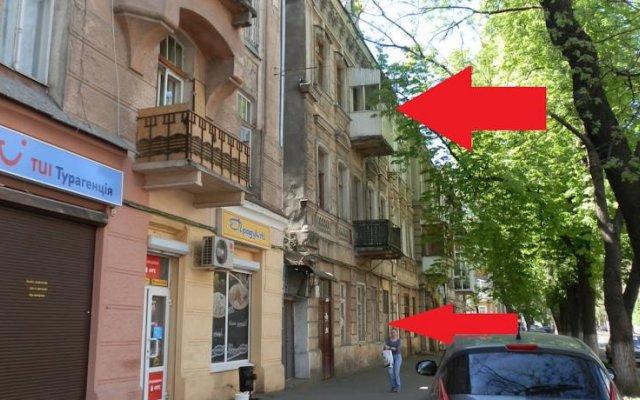Гостиница Krovat Hostel Украина, Одесса - 3 отзыва об отеле, цены и фото номеров - забронировать гостиницу Krovat Hostel онлайн вид на фасад