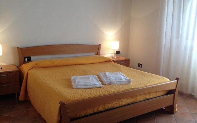 Отель Sotto L'Arco Читтадукале комната для гостей