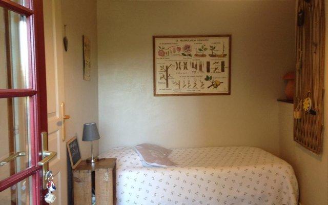 Отель Le Petit Hureau Сомюр комната для гостей
