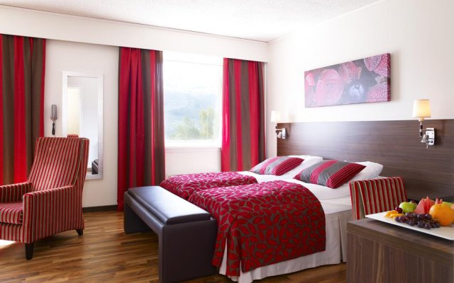 Отель Park Vossevangen комната для гостей