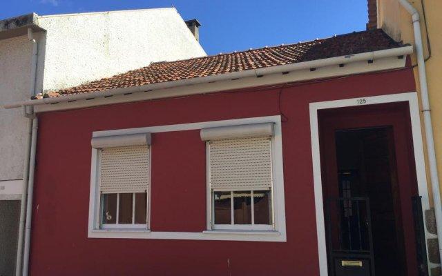 Отель Casa Do Ouro вид на фасад