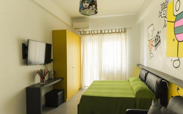 Отель Affittacamere Tiburstation 2 комната для гостей