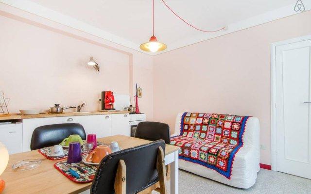 Апартаменты Casa Farella B&B in mini Apartments Altamura Альтамура комната для гостей