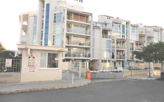 Апартаменты Elit 2 Apartments Солнечный берег вид на фасад