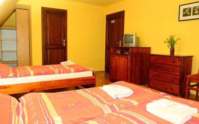 Отель Penzion Pivovar Volt Яблонец-над-Нисой комната для гостей