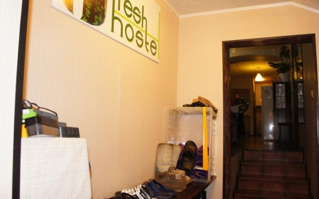 Fresh Hostel Kuznetsky Most интерьер отеля