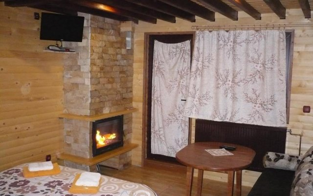 Отель Guest House Chobaka Чепеларе комната для гостей