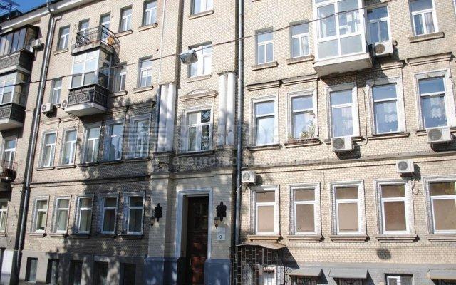 Гостиница KievInn вид на фасад