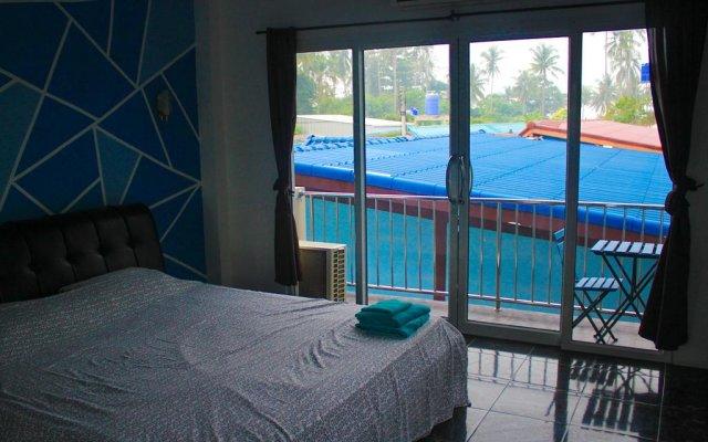 Отель Baan Kawchuea Guest House Ланта комната для гостей