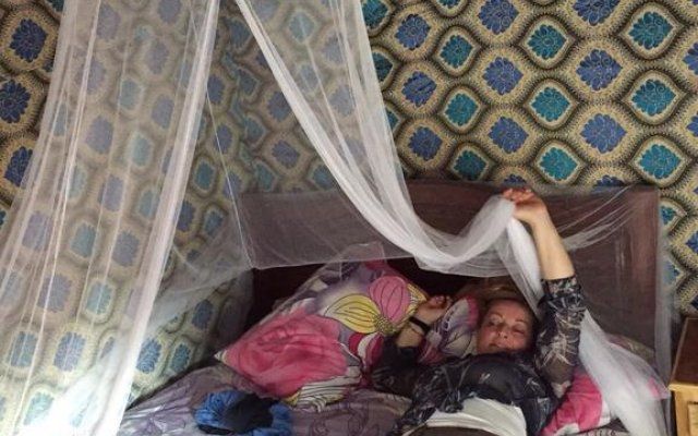 Отель Moda Camp Марокко, Мерзуга - отзывы, цены и фото номеров - забронировать отель Moda Camp онлайн интерьер отеля