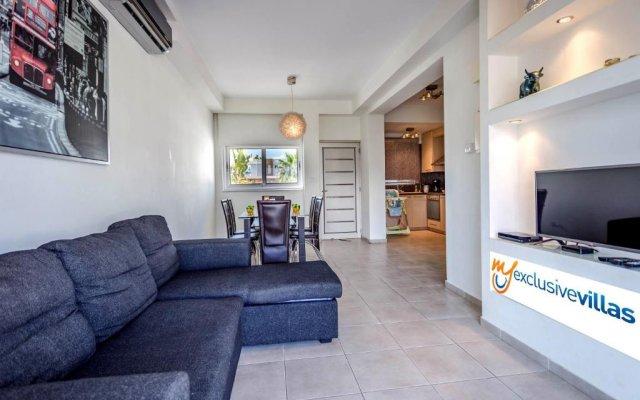 Отель Villa Nora Кипр, Протарас - отзывы, цены и фото номеров - забронировать отель Villa Nora онлайн комната для гостей