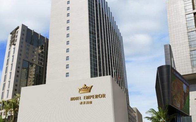 Emperor Hotel вид на фасад
