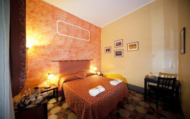Отель Condotta House B&B комната для гостей