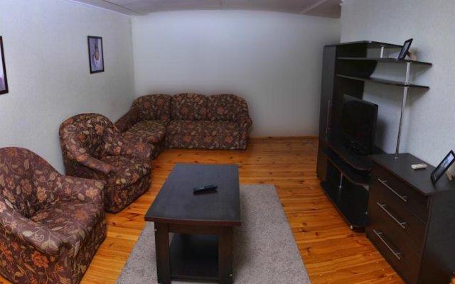 Апартаменты Azbuka Apartments on Chudinova комната для гостей