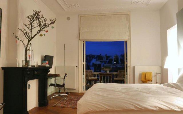 Апартаменты Museum City Centre Apartment комната для гостей