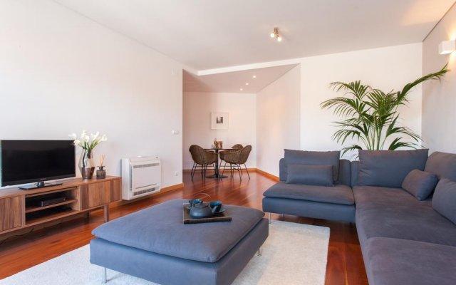 Отель Living Graça комната для гостей