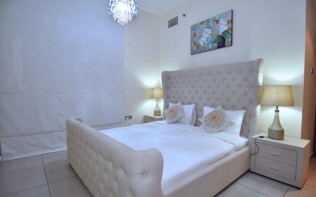 Отель Marina Pinnacle комната для гостей