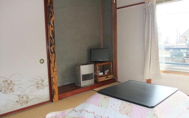 Отель Yama-no-Yado Sugimoto-kan Никко комната для гостей
