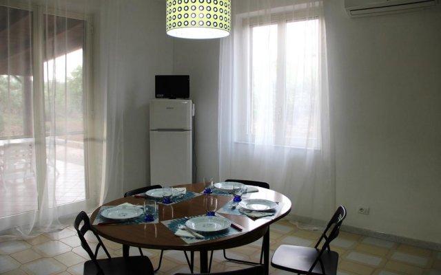 Отель La casa di Eolo Агридженто комната для гостей