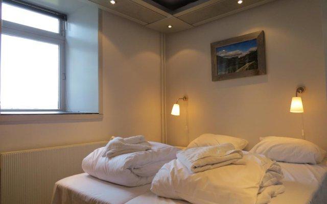 Отель Finse 1222 комната для гостей