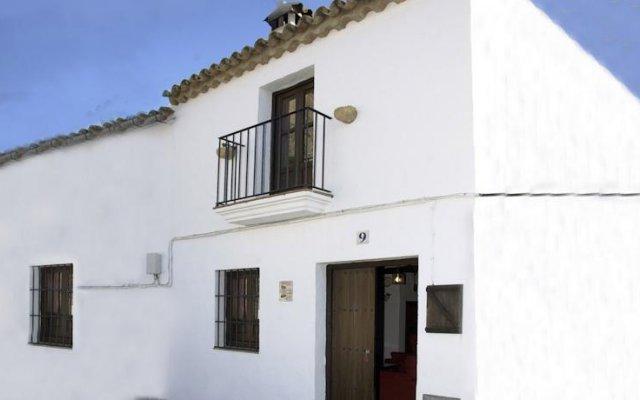Отель El Altillo De Zahara вид на фасад