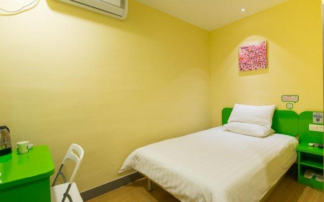 Отель Hi Inn Shanghai Hongqiao Anshun Road комната для гостей