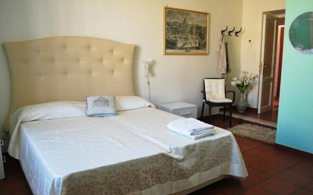 Отель San Peter's Corner комната для гостей