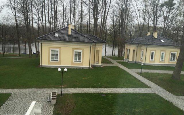 Парк-Отель Филипп Новосёлово вид на фасад