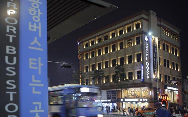 Hotel Doma Myeongdong вид на фасад