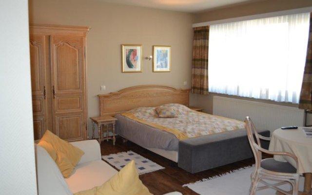 Апартаменты Waerboom Studio\'s Брюссель комната для гостей