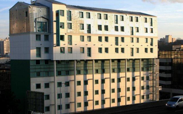 Hotel Reseda вид на фасад