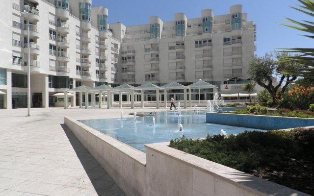 Отель Lisboa Trendy вид на фасад