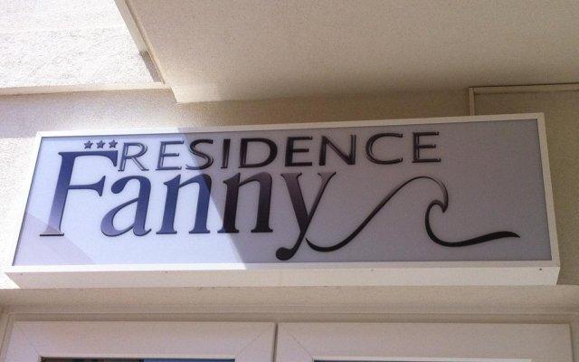 Отель Residence Fanny вид на фасад