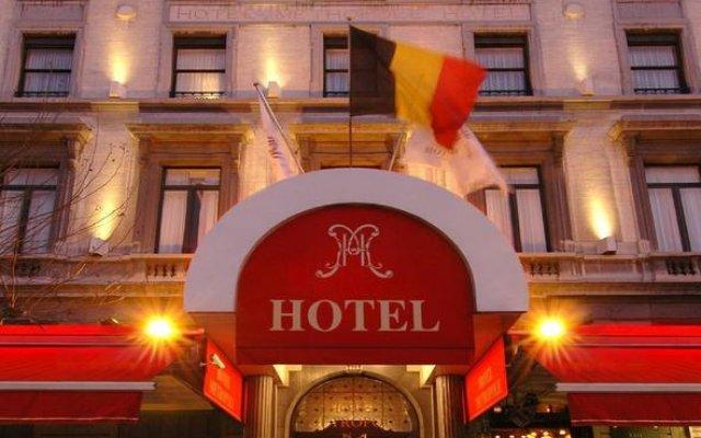 Отель Metropole вид на фасад