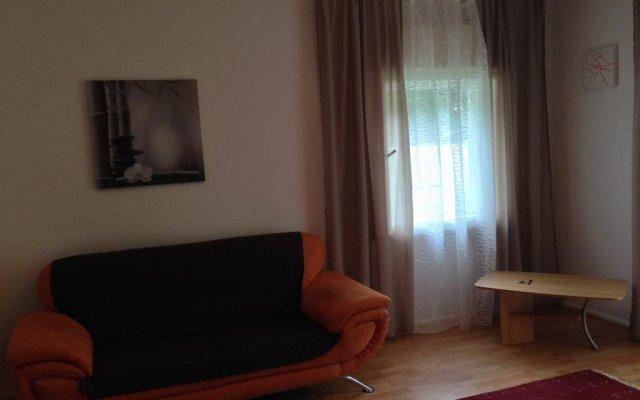 Апартаменты Apartment Wittelsbacher Straße Берлин комната для гостей