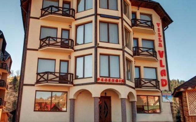 Гостиница Villa Vlad Украина, Буковель - отзывы, цены и фото номеров - забронировать гостиницу Villa Vlad онлайн вид на фасад