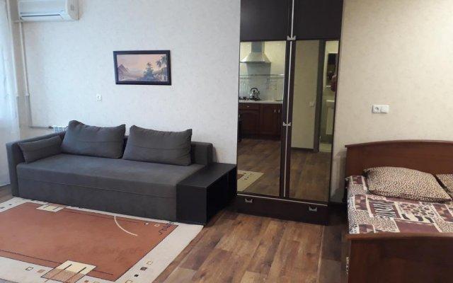 Апартаменты Welcome Apartments Днепр комната для гостей