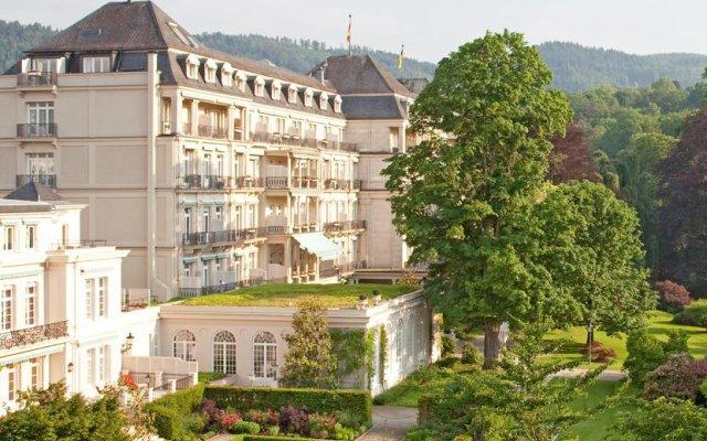 Отель Brenners Park-Hotel & Spa - an Oetker Collection Hotel Германия, Баден-Баден - отзывы, цены и фото номеров - забронировать отель Brenners Park-Hotel & Spa - an Oetker Collection Hotel онлайн